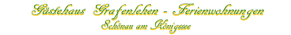 Gästehaus-Grafenlehen